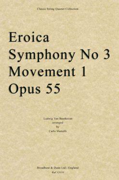 Beethoven - Symphony No. 3 Eroica Movement 1