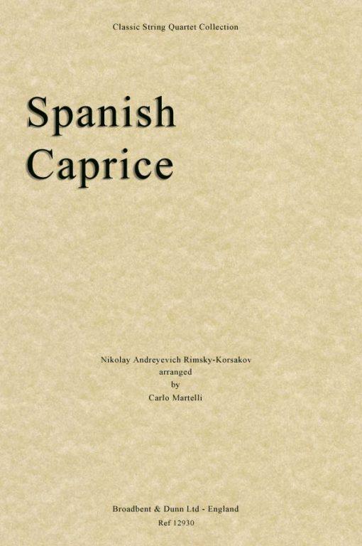 Rimsky-Korsakov - Spanish Caprice