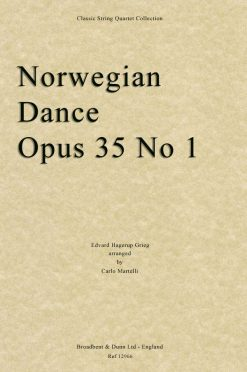 Grieg - Norwegian Dance