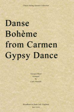 Bizet - Danse Bohème from Carmen