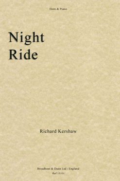 Richard Kershaw - Night Ride (Horn & Piano)