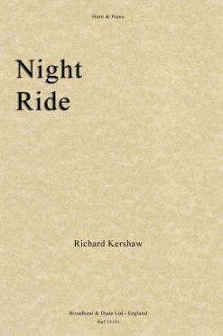 Richard Kershaw - Night Ride (Horn & Piano)