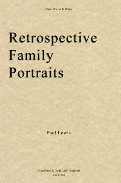 Paul Lewis - Retrospective Family Portraits (Flute