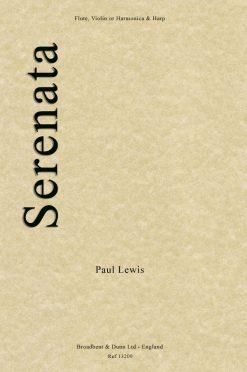 Paul Lewis - Serenata (Flute