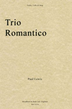 Paul Lewis - Trio Romantico (Violin
