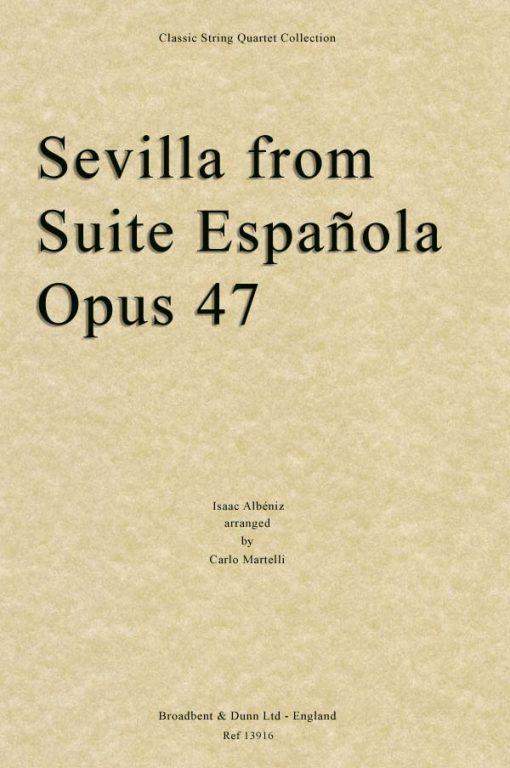 Albéniz - Sevilla from Suite Espaà±ola