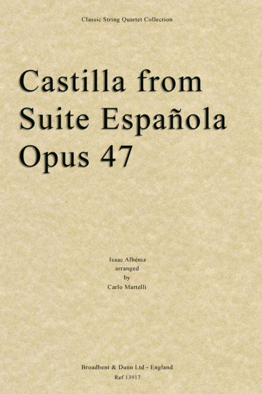 Albéniz - Castilla from Suite Espaà±ola