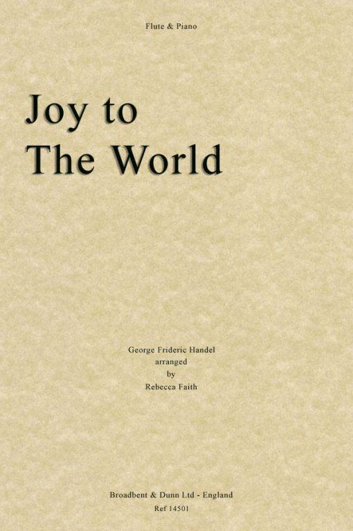 Handel - Joy To The World (Flute & Piano)
