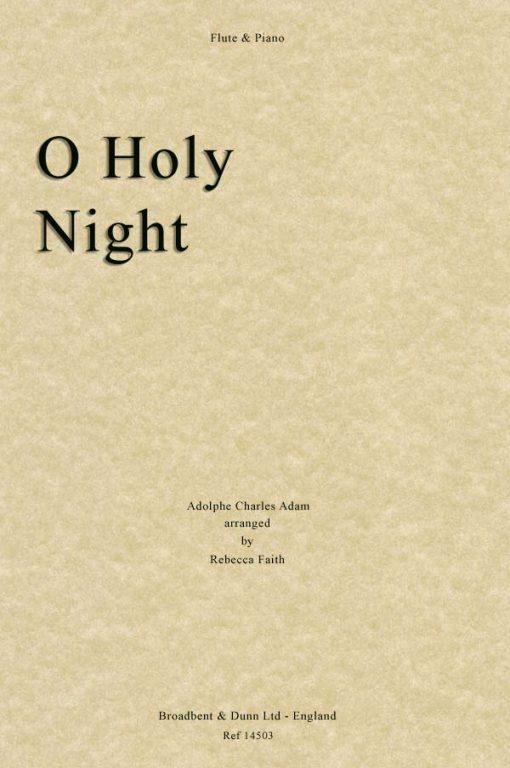 Adam - O Holy Night (Flute & Piano)