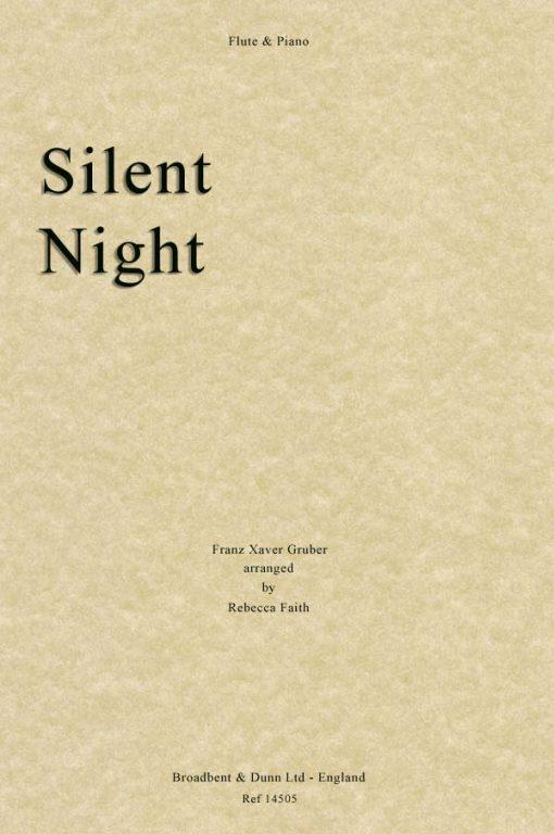Gruber - Silent Night (Flute & Piano)