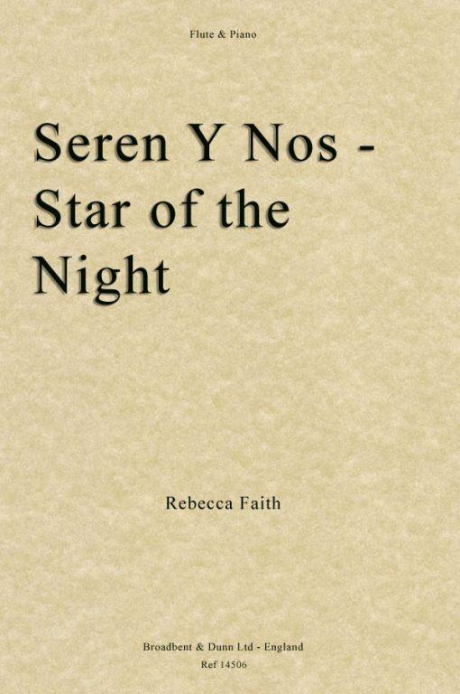 Rebecca Faith - Seren Y Nos