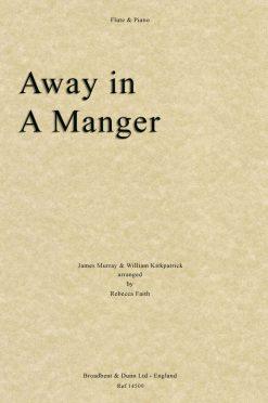 Murray & Kirkpatrick - Away In A Manger (Flute & Piano)