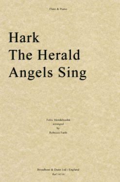 Mendelssohn - Hark The Herald Angels Sing (Flute & Piano)