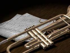 Trumpet in B Flat