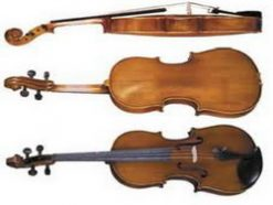 Two Violins and Viola