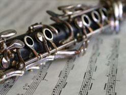 Clarinet & Harp