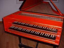 Violin & Harpsichord