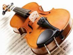 Flute, Viola & Harp
